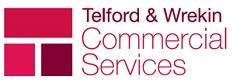 Telford & Wrekin Commercial Services logo
